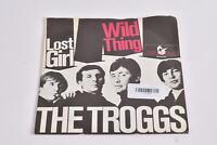 The Troggs - Wild Thing Lost Girl - Hansa - 18940AT Vinyl Single