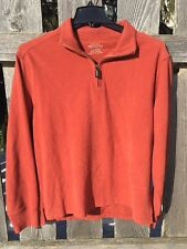 = J Crew Sueded Men's Long Sleeve Jersey Shirt Large