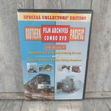 DVD - Southern Pacific film archives combo DVD - OVP - #K33145