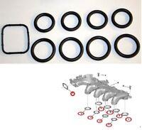 Injector Manifold seals ring fit Ford 1.6 Tdci Mazda Volvo 1.6DI 1254376 1509352