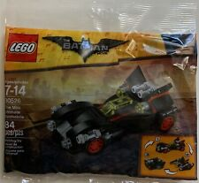 NEW LEGO DC THE BATMAN MOVIE EXCLUSIVE THE MINI ULTIMATE BATMOBILE 30526 BUY IT