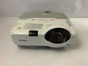 EPSON PowerLite 425W 3LCD HDMI Projector 2500 Lumens - No Bulb w/ Wall Mount