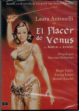 El placer de Venus (DVD Nuevo)