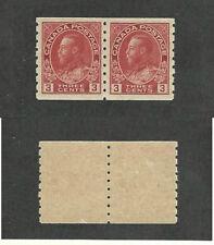 Canada, Spedizione Francobollo, #130 come Nuovo Nh Paio, 1924
