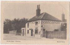 Old Six Bells Pub, Willesden, London 1905 Postcard B768