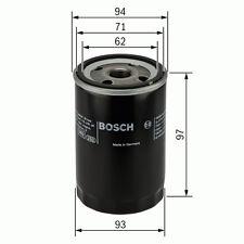 BOSCH Oil Filter 0451103029 Ford Escort Mk2 Mk3 Mk4 Mk5 Mk6 Mk7, Granada