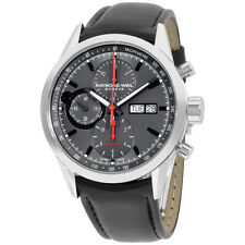 Freelancer Chronograph Automatic Grey Dial Men's 42 mm Watch 7730STC60112