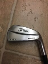 Titleist 712U Forged 24* 4 Iron Utility Hybrid Dynamic Gold Tour Issue S400 VGC