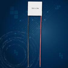 12V 60W TEC1-12706 Heatsink Thermoelectric Cooler Peltier Cooling Plate Module L