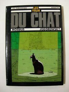 Les Yeux du chat Moebius Ed. Les Humanoïdes Associés EO 1978 TTBE