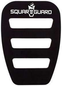 SquareGuard Pocket Square Holder 1-Pack For Men Best Pocket Square Organizer