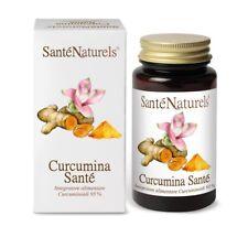 Curcumina Pura In Capsule vegetali - Santé Naturels