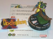 Carcajou 022 Marvel 10th Anniversary Marvel Heroclix