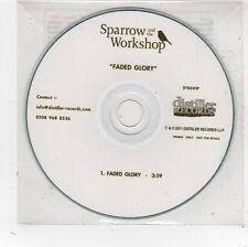 (FV783) Sparrow & The Workshop, Faded Glory - 2011 DJ CD