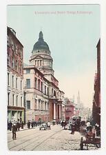 Edinburgh,Scotland,U.K.Un iversity and South Bridge,c.1909