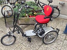 Dreirad, Sesselrad,  Scooter EasyGo bis 15Km/h -Vorführmodell-, mit Garantie