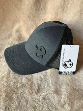 Hat~Cap~Baseball Style~Tackle Co~Blackout No 8~SnapBack~NEW w-tags~WOW