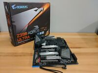 GIGABYTE Z390 AORUS Ultra (Intel LGA1151/Z390/ATX/3xM.2 Thermal Guard))