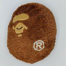 A Bathing Ape Bape Big Head Face Pillows Cushion Soft Plushy Stuffed furry