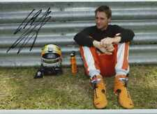 Christijan Albers Spyker F1 Portrait 2007 Signed Photograph 1