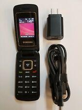 Rare 3G Assurance Wireless Obama Flip Cell Phone Samsung Entro SPH-M270