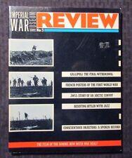 1988/90 IMPERIAL WAR MUSEUM Review #3 FN+ 6.5 #5 FN 6.0 SC Lot of 2