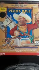 Pecos Bill Pc Mac Cd-Rom Game wild west kids story by Robin Williams! New in Box