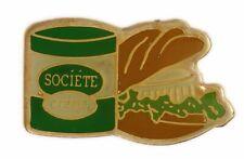 Pin's pin badge ♦ Fromage Roquefort Société Crème