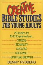 Creative Bible Studies for Young Adults, Rydberg, Denny, Good Book