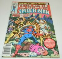Spectacular Spider-Man #12 Comic Marvel Newsstand 1st Appearance Brother Power