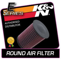 E-2455 K&N AIR FILTER fits SAAB 9-5 2.3 1997-2009