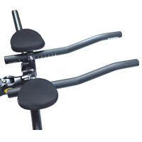 Alu MTB Road Bike Time Trial Triathlon Racing TT Aero Bar rest Handlebar Aerobar