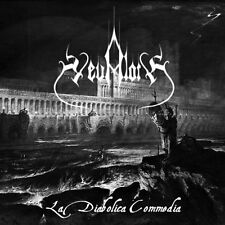 Nevaloth - La Diabolica Commedia (Slk), CD