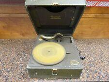 New ListingAntique Brunswick Panatrope Phonograph Gramophone Still Spins!(B-5)