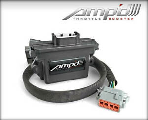 18862-D Amp'D Throttle Booster Kit with Power Switch 2011-2018 Ford 6.7L Power