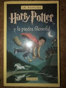Harry Potter y la piedra filosofal by J. K. Rowling