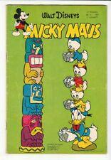 Micky Maus Nr. 14 von 1957 altes Original im Zustand 2 vom Ehapa Verlag  !!!