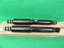 GENUINE SSANGYONG MUSSO SPORTS UTE ALL MODEL SHOCK ABSORBER FRONT AXLE PAIR SET