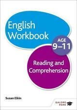 lectura & Comprehension Workbook Edad 9-11 por ELKIN ,Susan Libro De Bolsillo