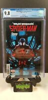 MILES MORALES: SPIDER-MAN #13 CGC 9.8 RAHZZAH VARIANT 1ST APPEARANCE BILLIE 2020