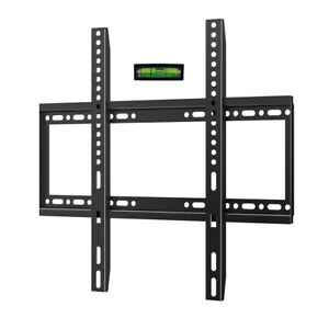 UK STOCK Slim TV Wall Bracket Mount Fixed For 26 40 42 46 50 52 55 Inch LCD LED