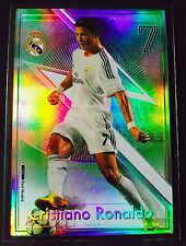 2014 Panini Football League PFL 05 Craque Cristiano Ronaldo Rare Refractor card