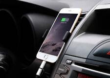 360° Auto KFZ Lüftungsgitter Lüftung Handy Halterung Halter für iPhone 6 Samsung