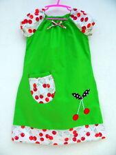128GB Mädchenkleider Größe im Tunika-Stil aus 100% Baumwolle