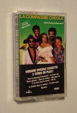 La Compagnie Créole Vive le douanier Rousseau K7 audio musicassette tape ♫