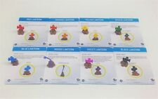 Heroclix The Brave and the Bold COMPLETE 8 lot of Lantern 3-D Special Objects!