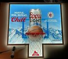 New Coors Light Clippers Basketball Large BEER LED Beer Sign bar Light
