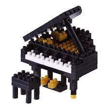 NEW NANOBLOCK Grand Piano 2.0 Nano Block Micro-Sized Building Blocks NBC-146