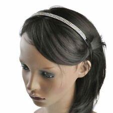Accessoires de coiffure headbands en plastique pour femme