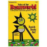 Tales of the Beanworld #4 in Very Fine minus condition. Eclipse comics [*6g]